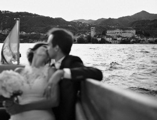Elegante matrimonio nella splendida Orta San Giulio