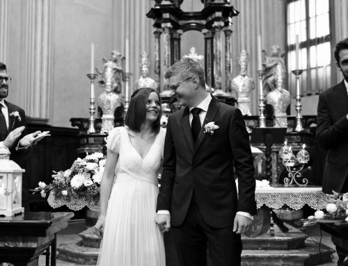 Un puro reportage di Matrimonio