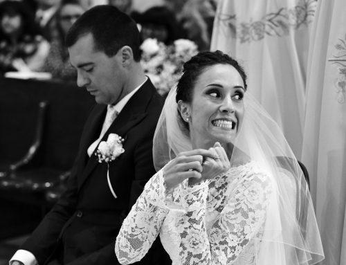 Un emozionante Reportage di Matrimonio