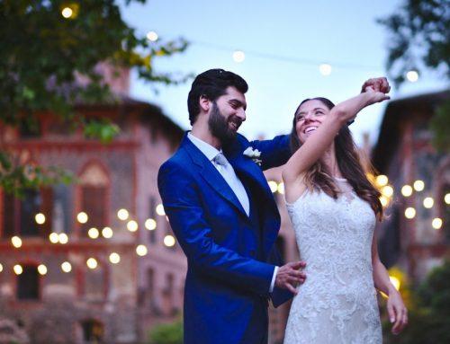Reportage di matrimonio al Castello di Piovera