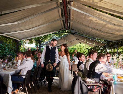 Reportage di nozze – matrimonio scozzese sul lago di Varese