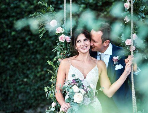 Reportage di matrimonio in Villa Bossi
